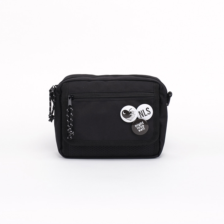 NLS Multi crossbag - Black