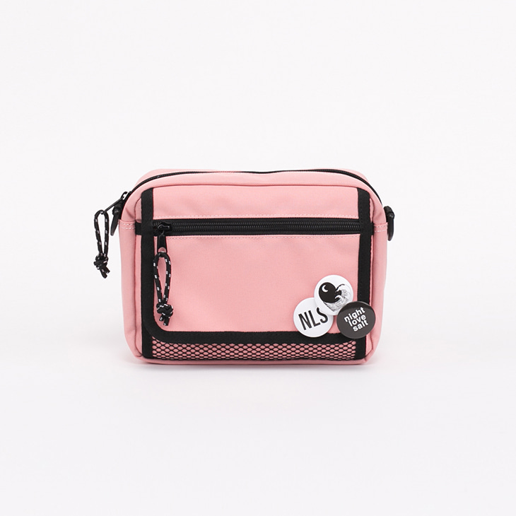 NLS Multi cross bag - Pink