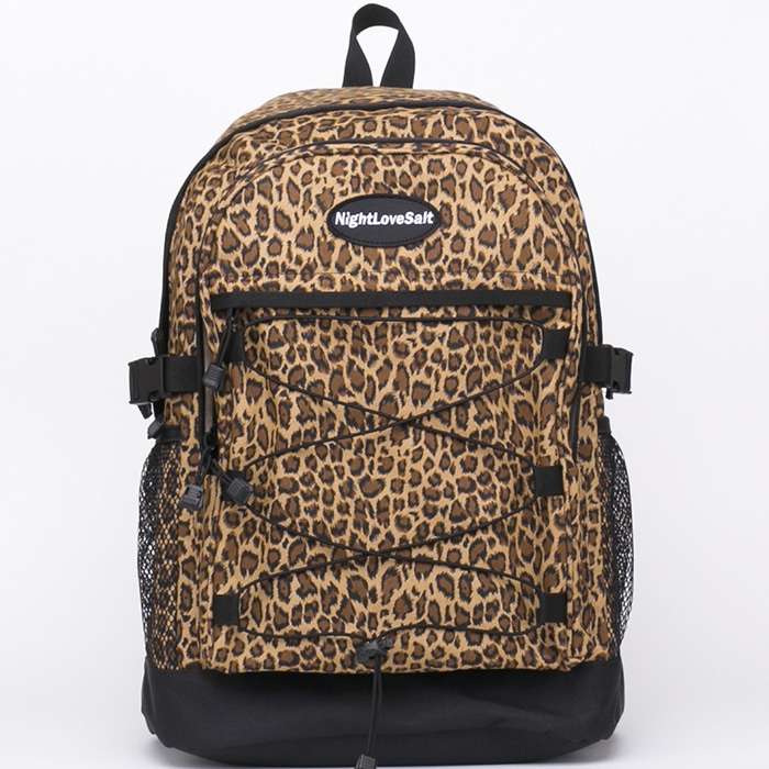NLS leopard backpack