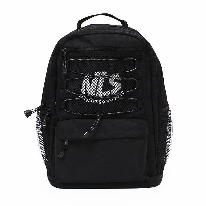 NLS scotch multipocket backpack [black]