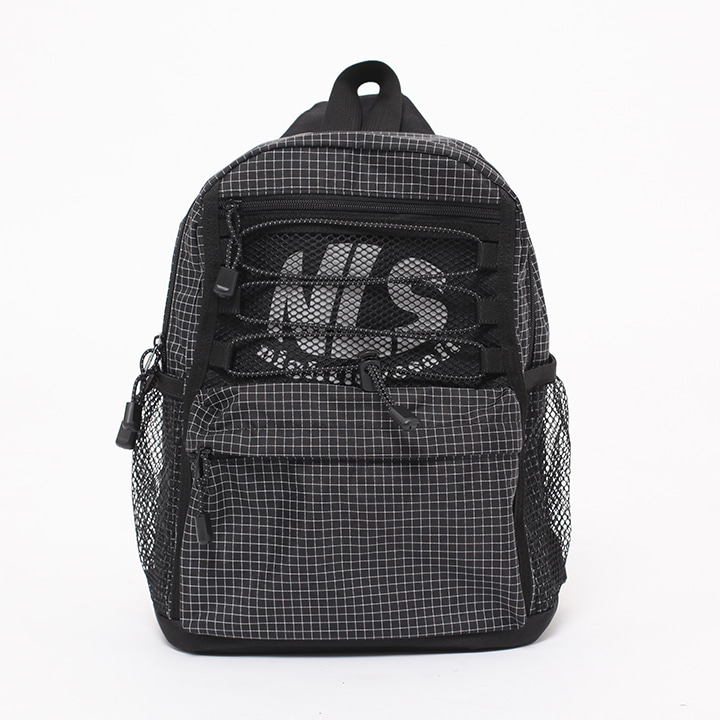 NLS scotch slingbag [grid]